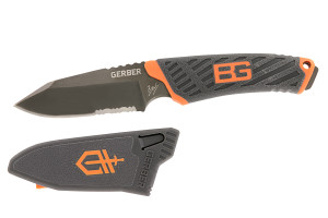 The Bear Grylls fixed blade ultra is a brilliant survival and everyday carry knife.