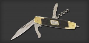 The Bear Grylls Grandfather knife is equal parts grandfather knife and multi tool.