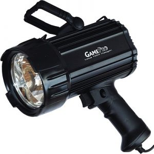 Gamepro Lotus Halo 100W Spotlight Black