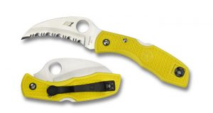 The Spyderco Tasman Salt SK5466 made for use in and around water.