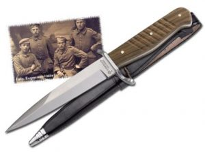 The Boker Trench knife from 1915