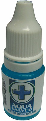 Water purification, Water disinfectant