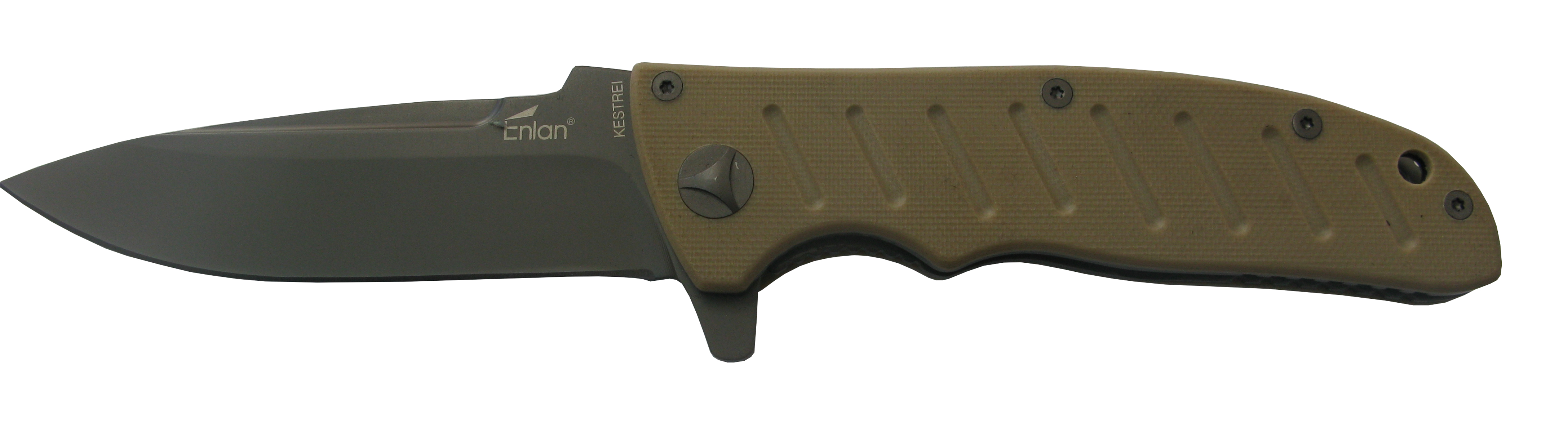The Enlan Coqui is a versatile EDC knife