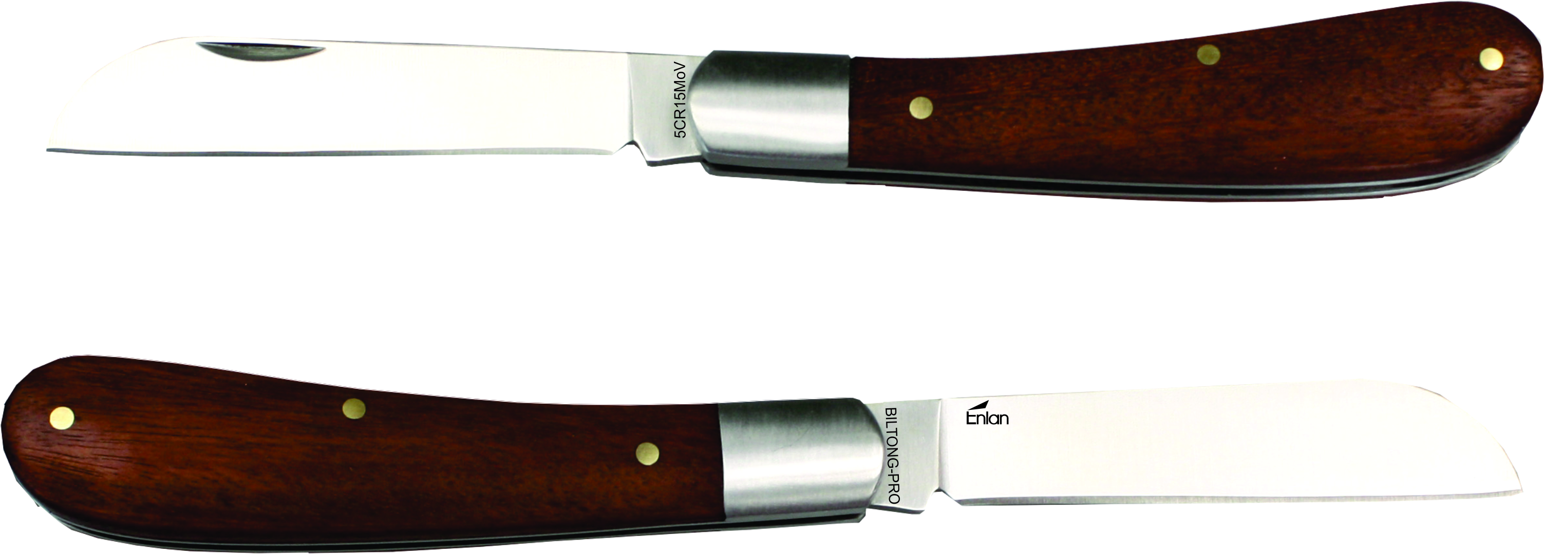 Enlan Biltong Pro 2 Wood folder.