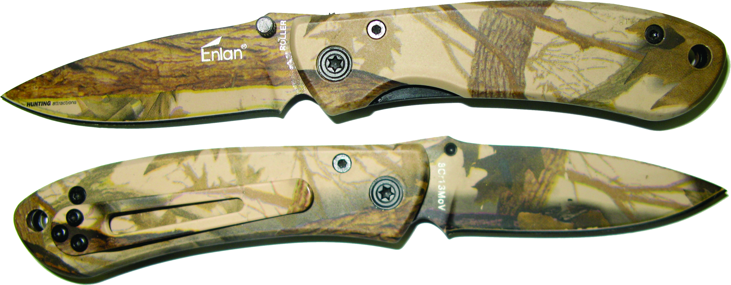 Enlan Roller. A great entry level colour coded knife.