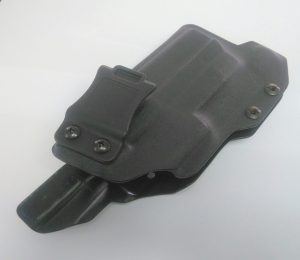 Kydex holster for Glock 17 and Glock 19 with the Nextorch WL10