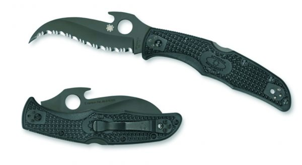 Spyderco, Emmerson opener, for military and LEO use.