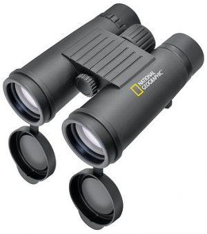 National Geographic 10x42 Binoculars. Water and fog proof.