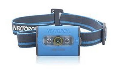 Nextorch Trek Star Ultra Headlamp Blue