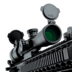 The Nebo Railer 3Z illuminated mill Dot scope