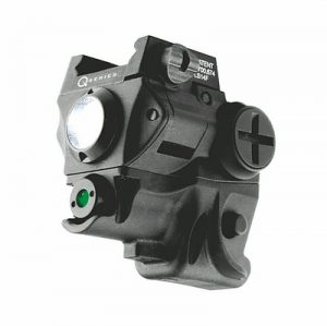 Nebo Q series subcompact gunlight and green laser/