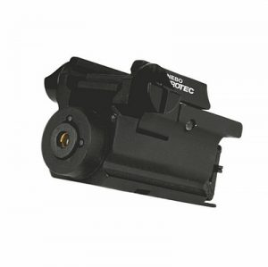The iProtec red gun laser sight. Awesome in self defense situations.
