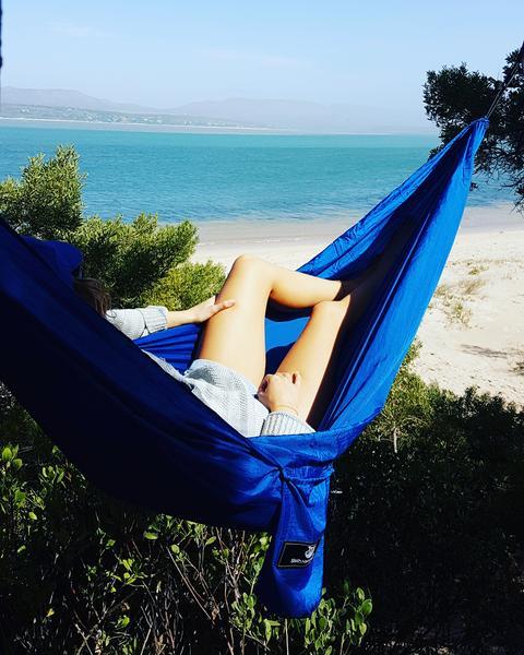 Sloth Camping hammock.